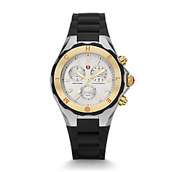 Tahitian Jelly Bean, Two-Tone Golden Watch