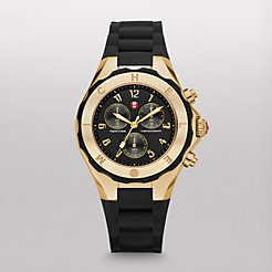 Tahitian Jelly Bean Black Gold Watch