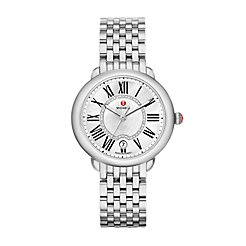 Serein Mid Stainless-Steel Diamond Dial Watch