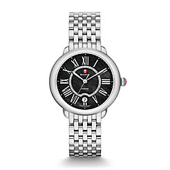 Serein 16, Black Diamond Dial Watch