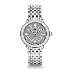 Serein 16, Grey Diamond Dial Watch