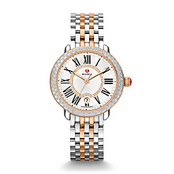 Serein 16 Diamond Two-Tone Rose Gold, Diamond Watch