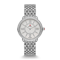 Serein 16 Soiree Diamond, Diamond Dial Watch