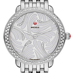 Serein 16 Swan Diamond, Diamond Dial Watch