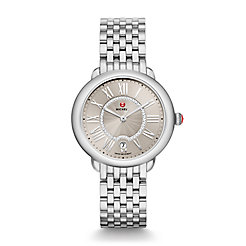 Serein Mid Stainless Steel Cashmere Diamond Watch