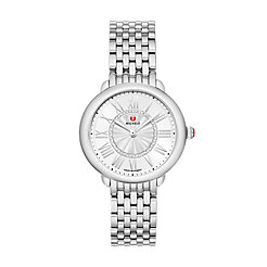 Serein Mid Stainless Steel Diamond Dial Watch