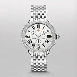 Serein Glamour Diamond Watch