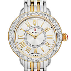 Serein Petite Two-Tone Diamond Watch