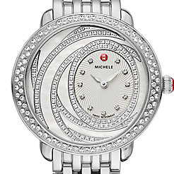 Serein 16 Extreme Diamond, Diamond Dial Watch