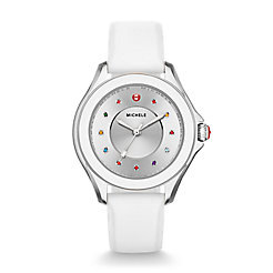 Cape Topaz White Watch