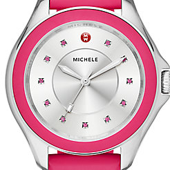Cape Topaz Hot Pink Watch