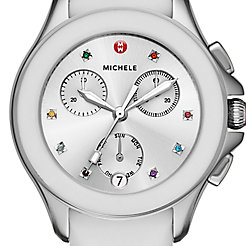Cape Chrono White Watch