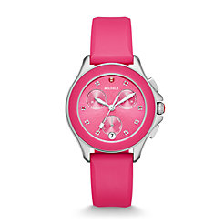 Cape Chrono Hot Pink Watch