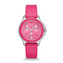 Cape Chrono Hot Pink Watch