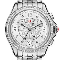 Belmore Chrono Diamond, Diamond Dial Watch
