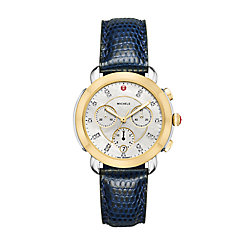 Sidney Two-Tone Diamond Dial Watch